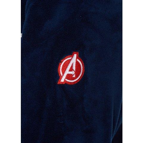 Peignoir Bleu Civil War Captain America