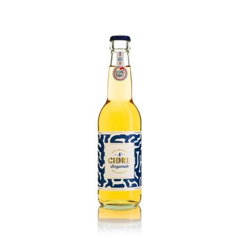 Cidre à la Bergamote Bio