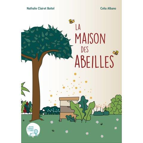 """Livre pour Enfants """"La maison des abeilles"""""""