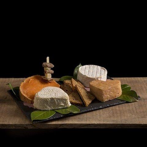 Ardoise de Fromages des Hauts de France