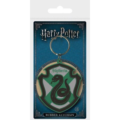 Porte-clés Caoutchouc Serpentard Harry Potter