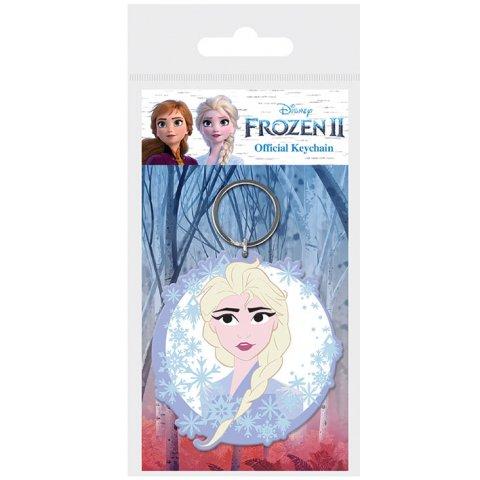 Porte-clés Elsa Reine des Neiges II