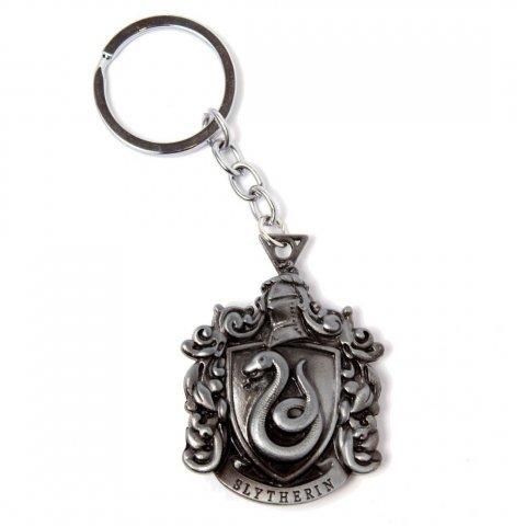 Porte-clés métal Serpentard Harry Potter
