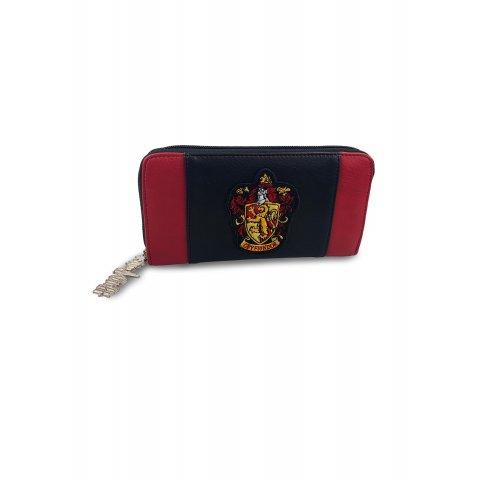 Portefeuille Harry Potter Gryffondor noir et rouge