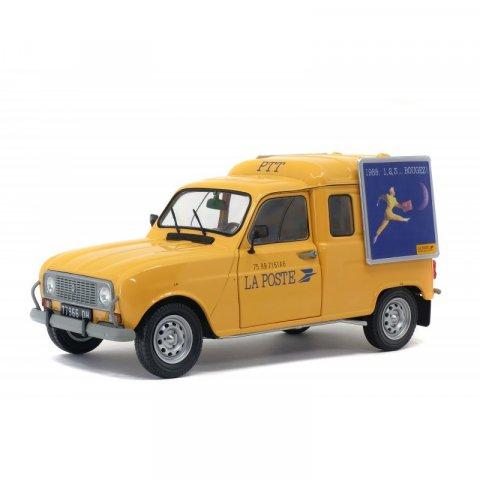 Renault 4LF4 La Poste 1/18 Solido