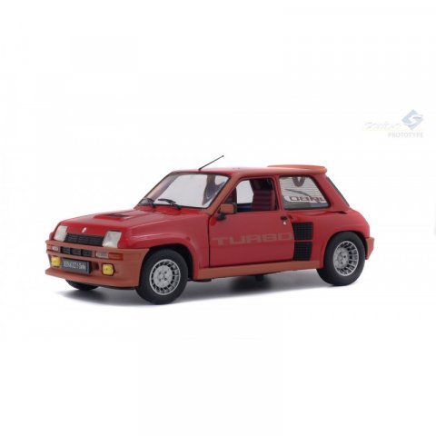 Renault 5 Turbo (1981) 1/18 Solido