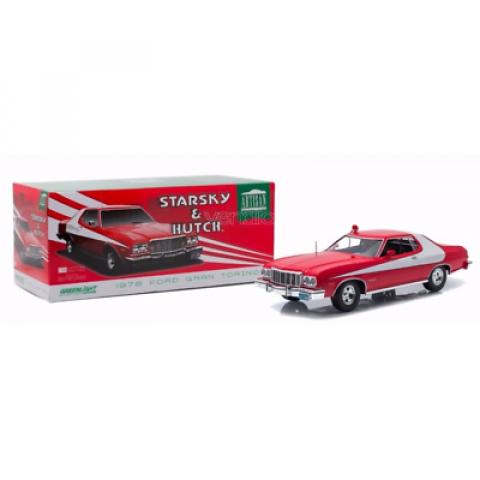 Ford Gran Torino Starsky & Hutch 1/18 Greenlight