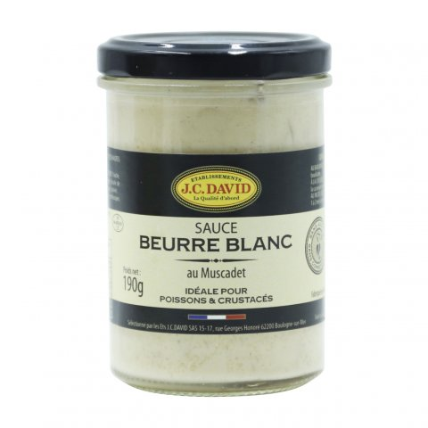 SAUCE BEURRE BLANC 200g