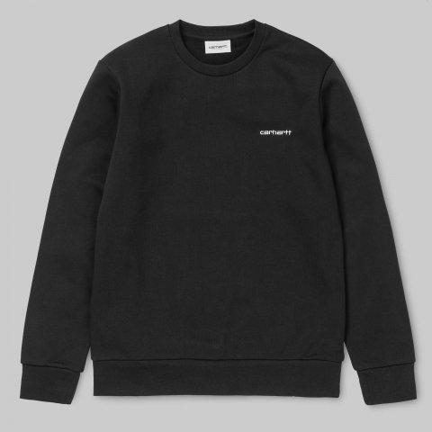 homme embroidered sweatshirt