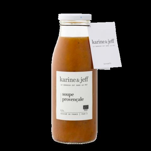 Soupe provençale  bio
