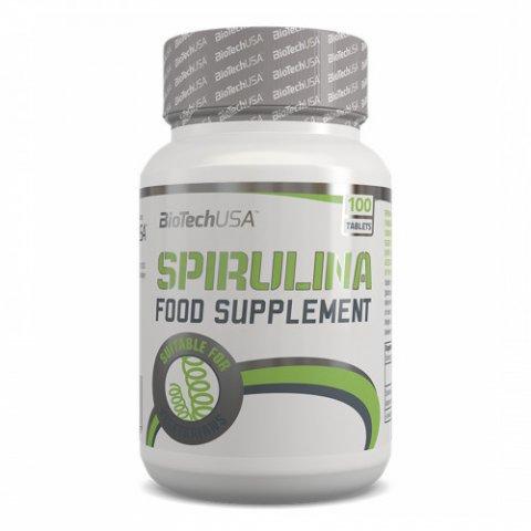 Spirulina 100tablets (food supplement)