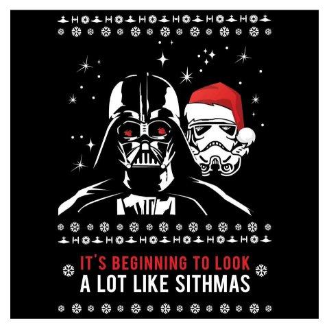T-shirt Star Wars Vador Sithmas