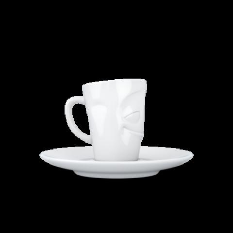 Tasse + sous tasse à espresso Tassen