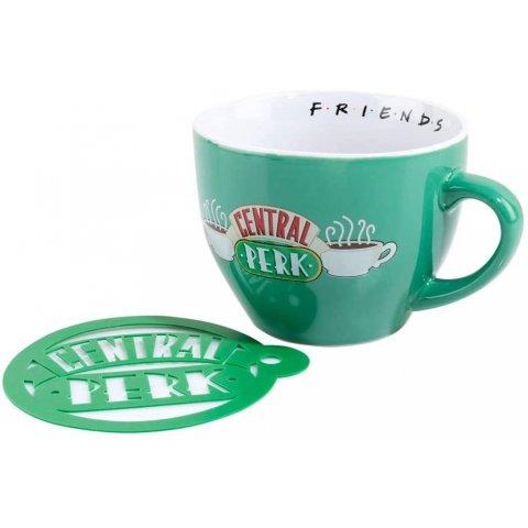 Tasse cappuccino Friends Central Perk