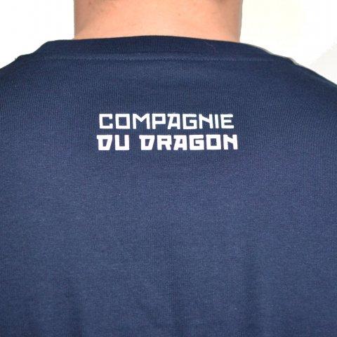 T-shirt mixte 'Blason Dragon de Calais'