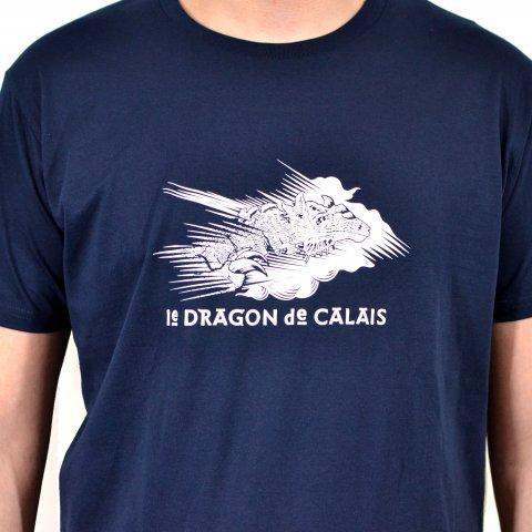 T-shirt mixte 'Dragon de Calais'