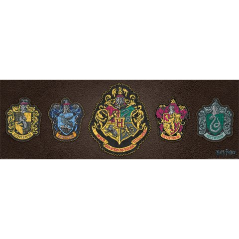 Trousse Harry Potter Poudlard maisons