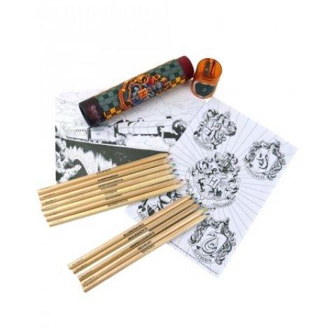 Tube à crayons Harry Potter Poudlard