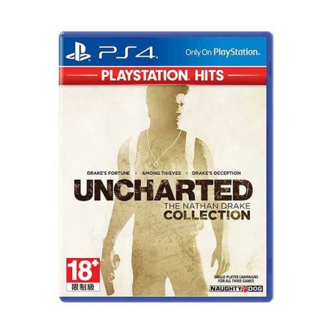 Uncharted : The Nathan Drake Collection - PS4