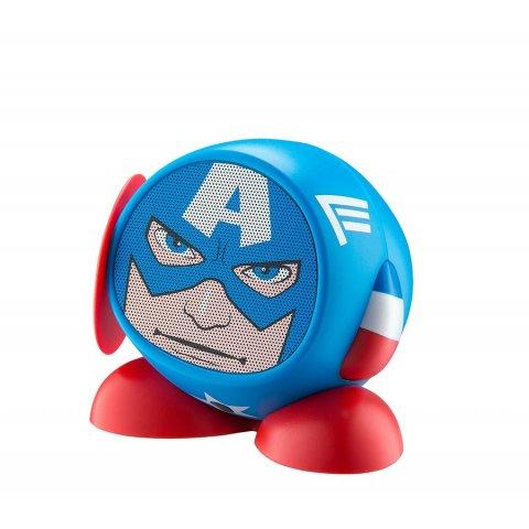 Captain America B66 Mini-enceinte Bluetooth - Marvel