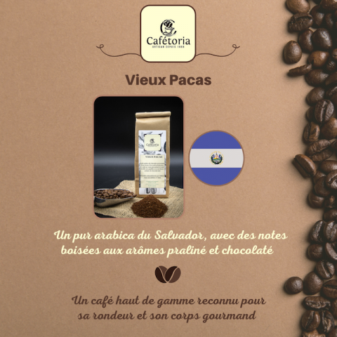 CAFE VIEUX PACAS - SALVADOR
