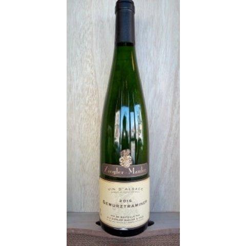 Vin d'Alsace Gewurztraminer 2016
