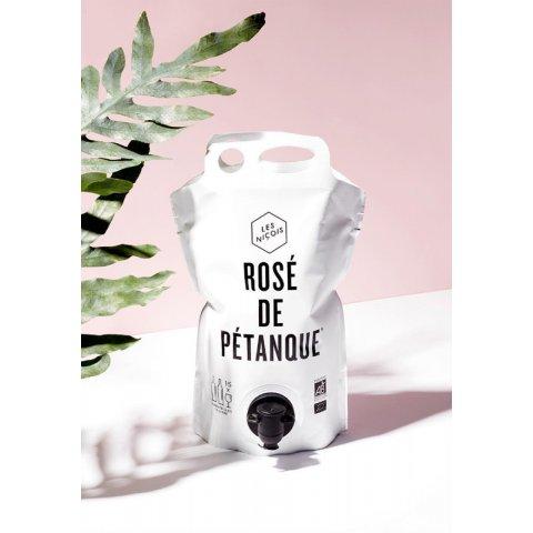 Rosé de Pétanque® bio
