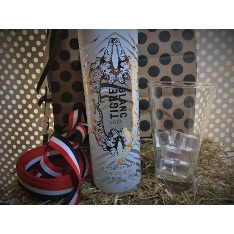 Vodka Made in France TIGRE BLANC