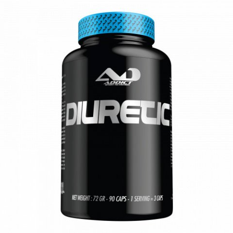 DIURETIC WACER CONTROL 60 CAPS ( ANTI RETENTION D'EAU )