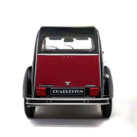 Citroën 2CV Charleston 1/12 Z-Models