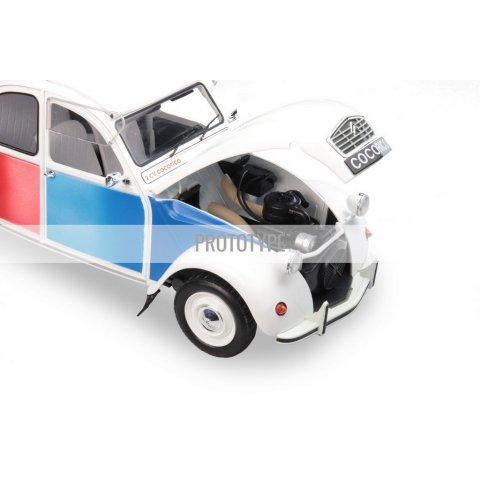 Citroën 2CV Cocorico 1/12 Z-Models